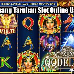 Cara Menang Taruhan Slot Online Uang Asli